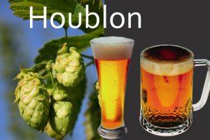 bière et houblon