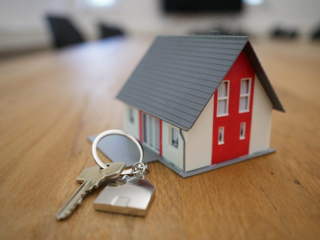 maison achat clé