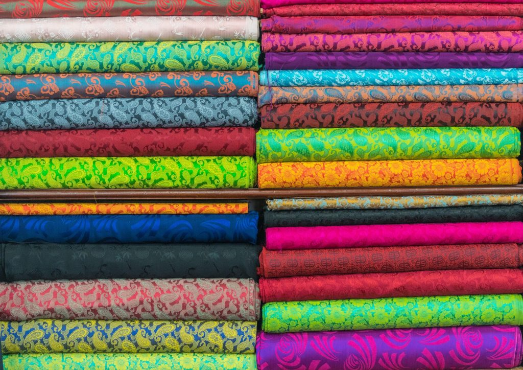 Tissu coûture