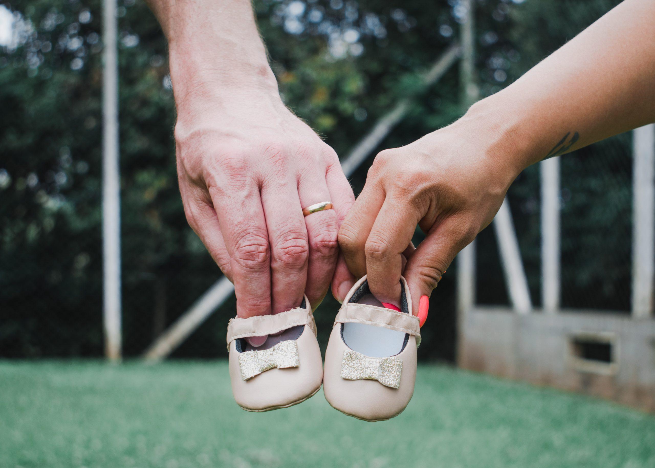 Chaussures pour bébé fille