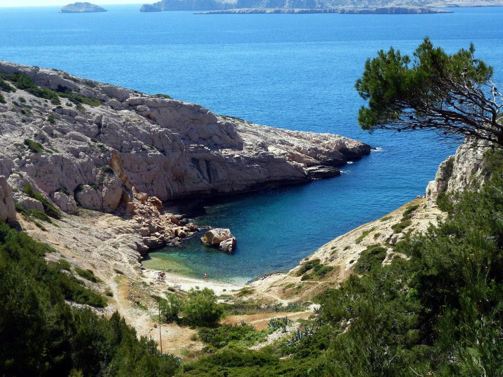 calanque de Marseille